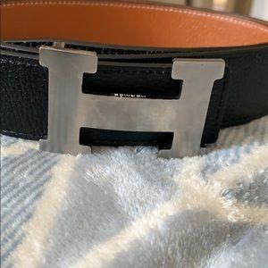 Hermès men's belt